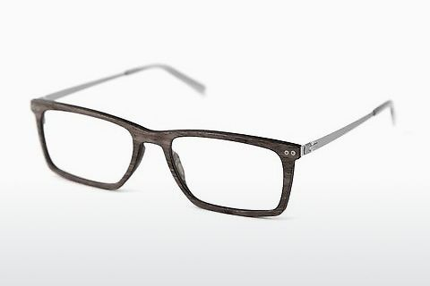 デザイナーズ眼鏡 Wood Fellas Maximilian Air (10996 black oak)