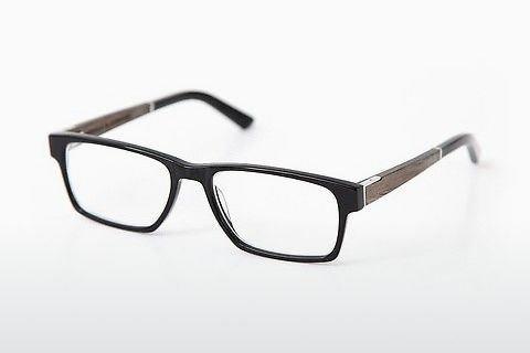 デザイナーズ眼鏡 Wood Fellas Maximilian (10999 black oak/black)