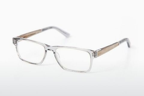 デザイナーズ眼鏡 Wood Fellas Maximilian (10999 oak/crystal grey)