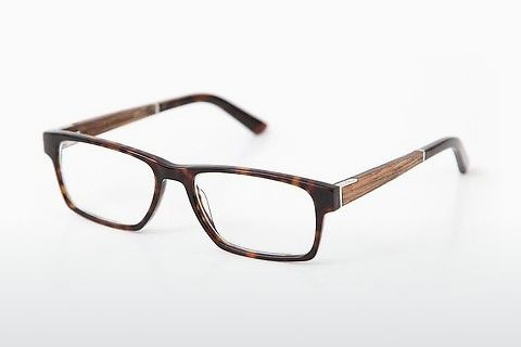 デザイナーズ眼鏡 Wood Fellas Maximilian (10999 walnut/havana)