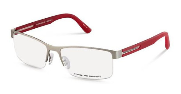 Porsche Design   P8230 B palladium/red