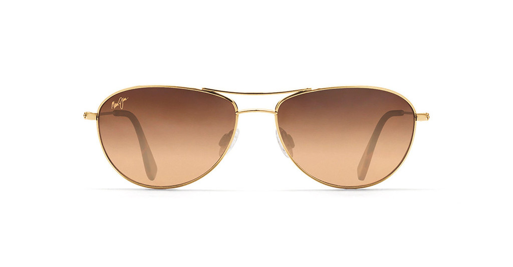 Maui Jim   Baby Beach Readers H245-1620 HCL Bronze Sphere 2.0Gold