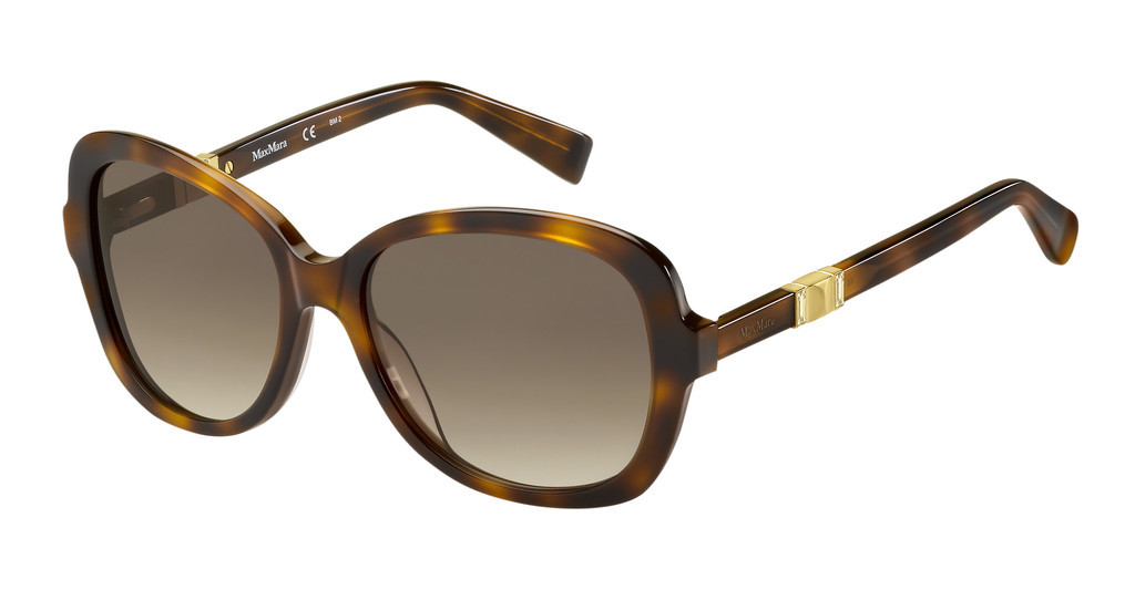 Max Mara   MM JEWEL BHZ/JD BROWN SFHVNROSEGD