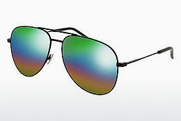 サングラス Saint Laurent CLASSIC 11 RAINBOW 007 - ブラック
