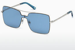 サングラス Web Eyewear WE0201 16X - シルバー, Shiny, Grey