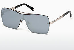 サングラス Web Eyewear WE0202 16C - シルバー, Shiny, Grey