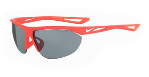 Nike TAILWIND SWIFT EV0916 600 MATTE BRIGHT CRIMSON/WHITE WITH GREY W/ SILVER FLASH  LENS