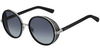Jimmy Choo ANDIE/N/S B1A/HD GREY SFPLD BLACK
