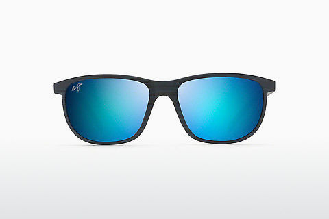 サングラス Maui Jim Dragons Teeth B811-03S